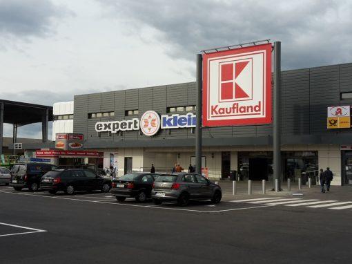 Umbau Kaufland Bad Kreuznach