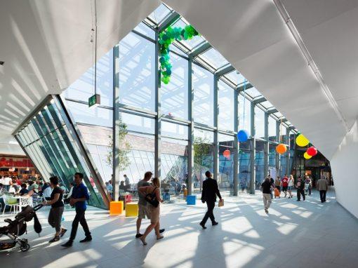 Neubau Einkaufszentrum Kamp-Lintfort