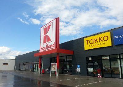 Fachmarktzentrum Trosdorf-Bischberg