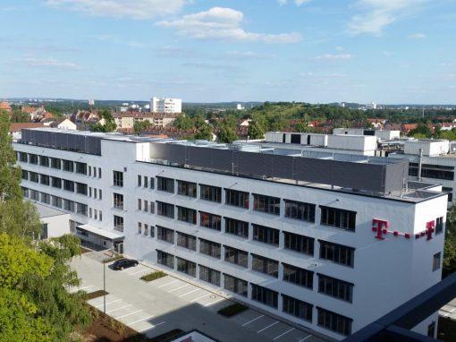 Neubau Telekom Service Center Nürnberg