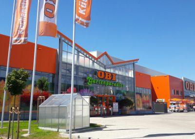 Neubau OBI Hannover