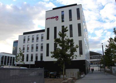 Neubau Hotel Ludwigshafen