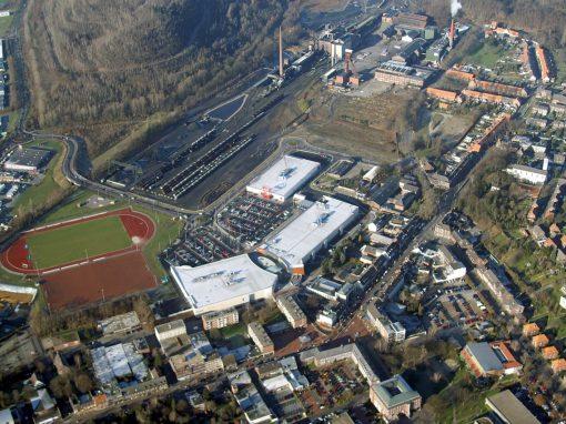 Neubau Fachmarktzentrum Hückelhoven