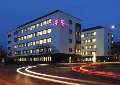 Neubau Telekom Service Center Leipzig | Bauabschnitt 1