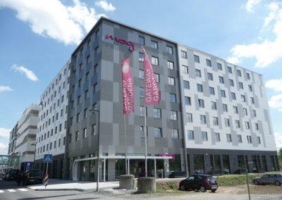Neubau Hotel Frankfurt