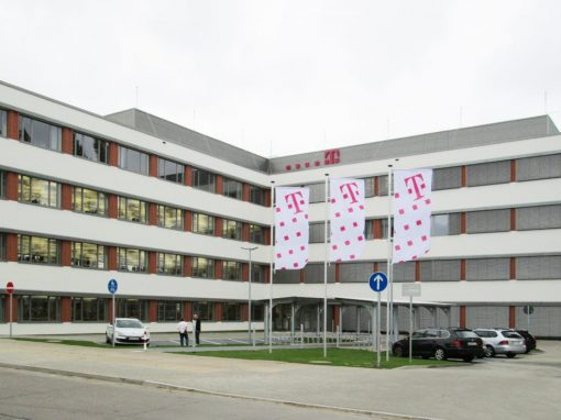 Neubau Telekom Service Center Berlin