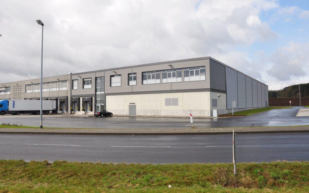 Logistikzentrum Montabaur