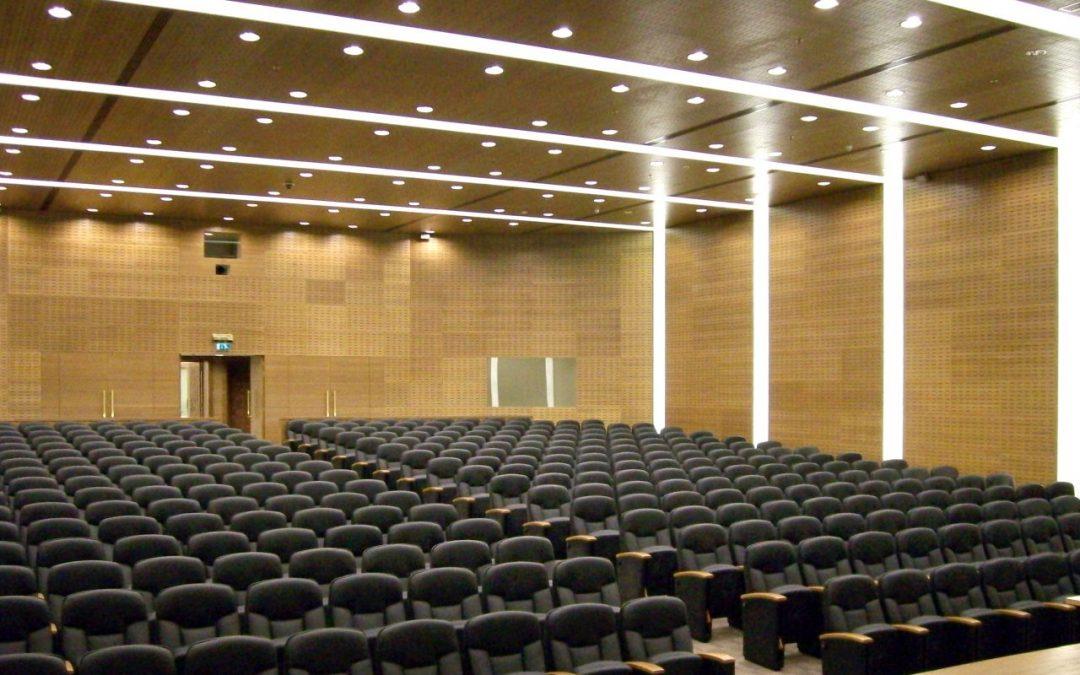 Neubau Conference Center Bahrain