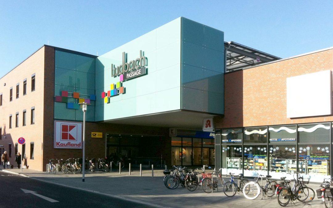 Neubau Einkaufszentrum Nettetal