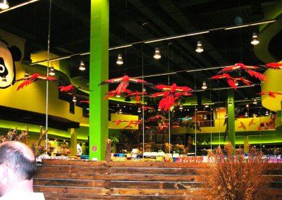 Neubau Zoo Fachhandel Weiterstadt