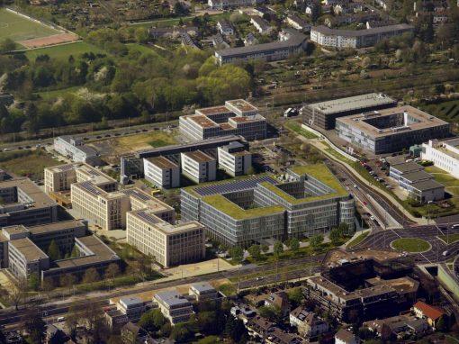 """Neubau Verwaltungszentrale Bonn """"Gesellschaft für International Zusammenarbeit GmbH"""""""