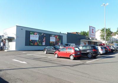 Umbau und Erweiterung Kaufland Westerburg