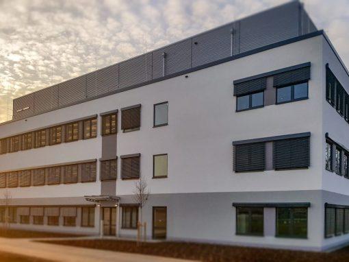 Neubau Bürohaus Telekom Bad Kreuznach