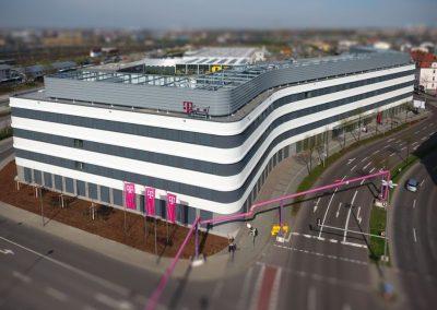 Neubau Telekom Bauabschnitt 3 in Leipzig