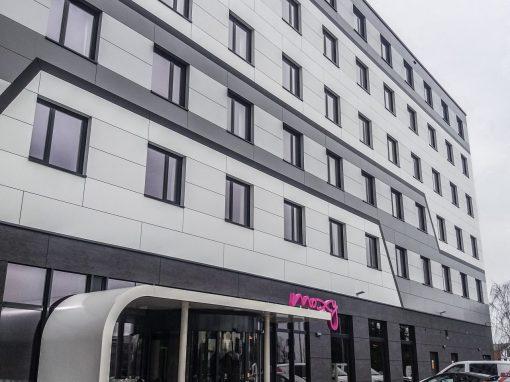Neubau Hotel Kelsterbach