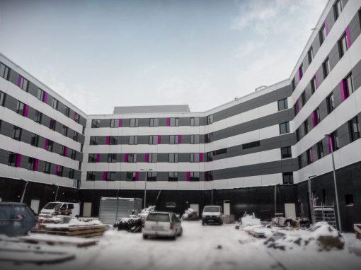 Neubau Hotel Oberding