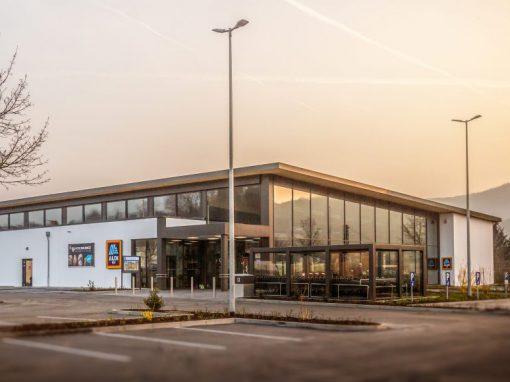 Neubau einer ALDI Filiale in Lahnstein