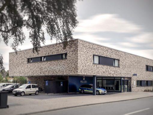 Neubau Polizeidienststelle Emmerich