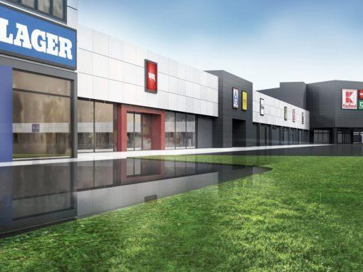 Revitalisierung und Erweiterung FMZ und Außenanlage Hameln