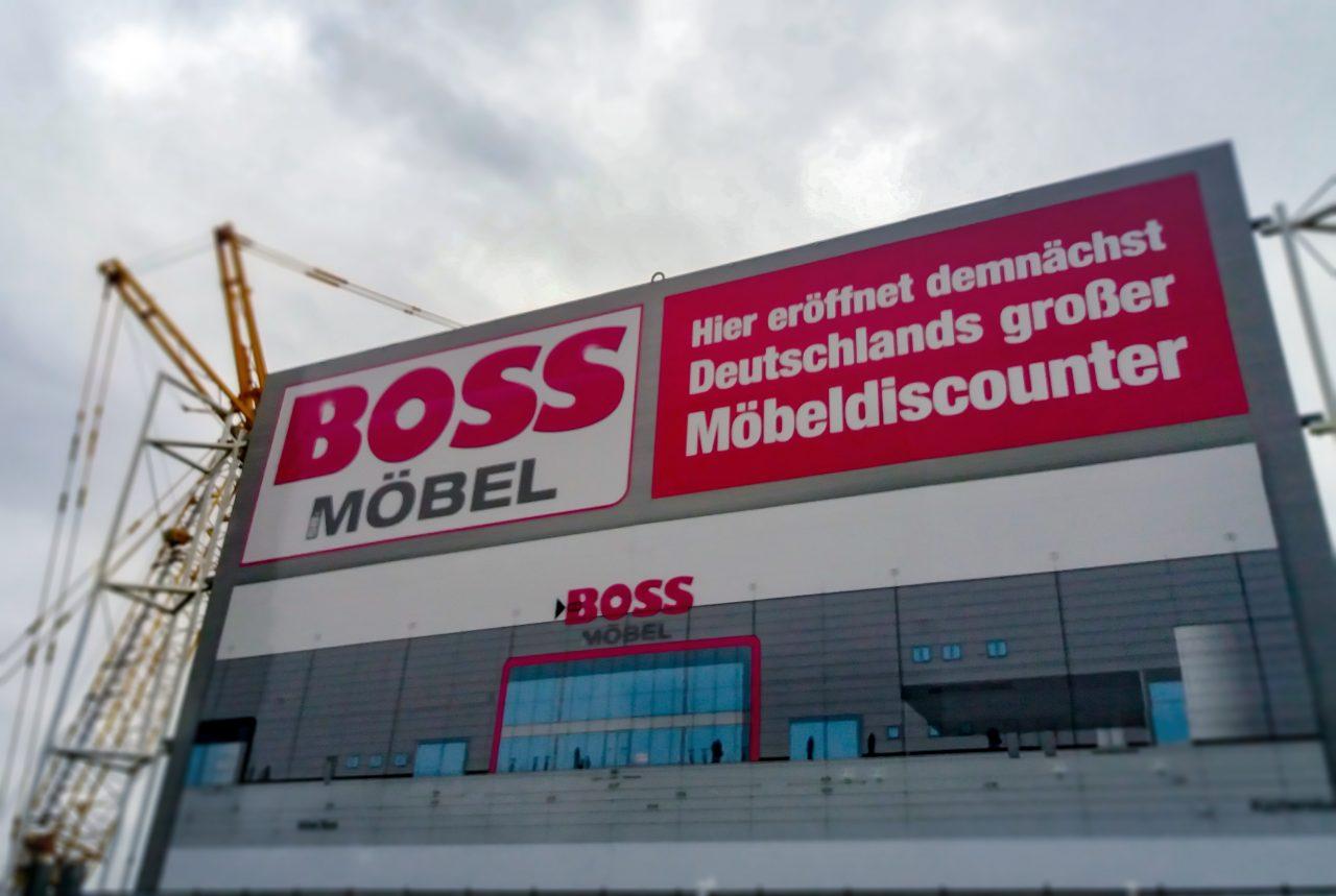 Neubau Möbelhaus Mit Fachmärkten Bielefeld Clp Gmbh
