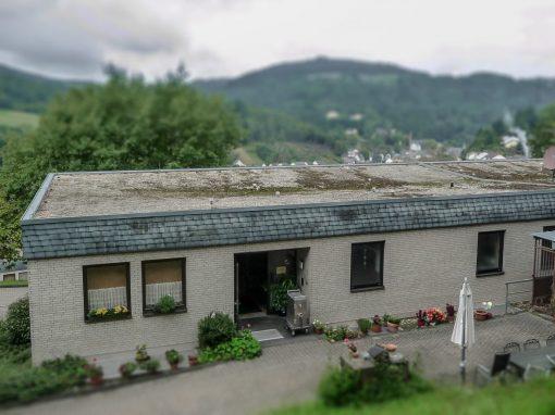 Modernisierung: 14 Wohneinheiten mit Gemeinschaftsräumen und Pflegebereichen für Menschen mit Behinderungen