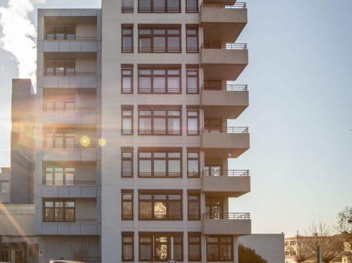 Umbau und Erweiterung St. Elisabeth Krankenhaus – Psychatrie