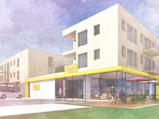 Projektentwicklung Netto & Wohnen Bedburg