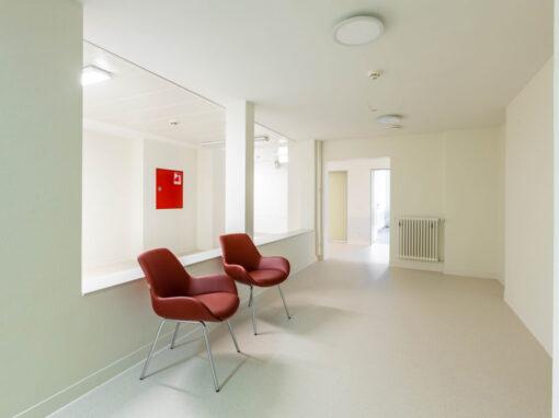 Umbau und Erweiterung St. Elisabeth Krankenhaus – Psychatrie – 3. Bauabschnitt