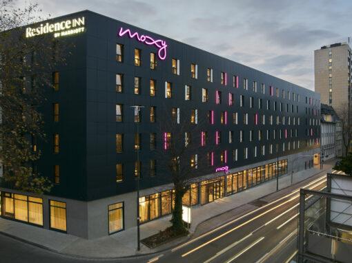 Residence Inn und Moxy Hotel Essen